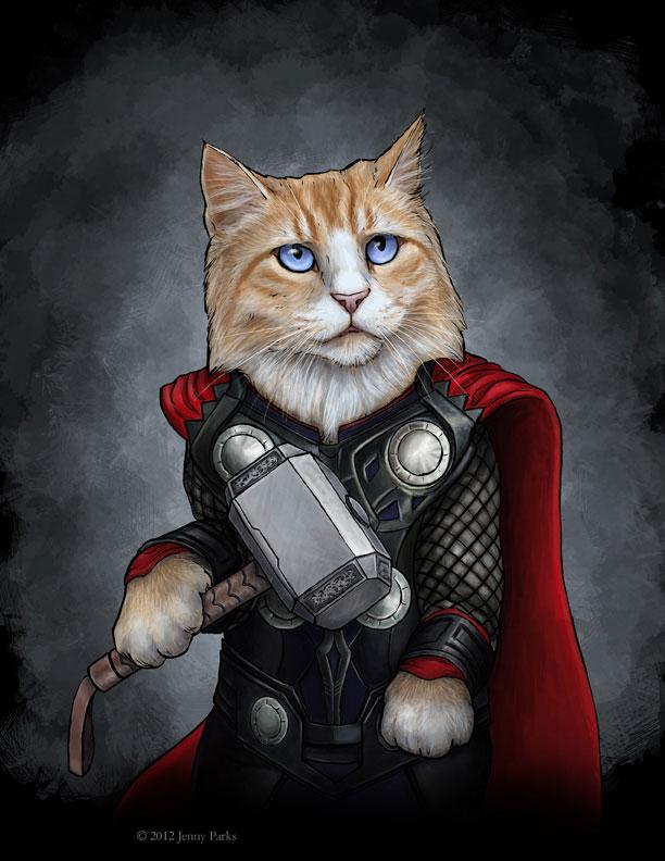 Thor Kitty