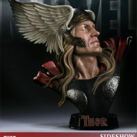 Thor Life Size Bust Right Profile