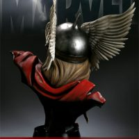 Thor Life Size Bust Rear View 2