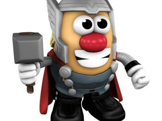 Thor Marvel Comics Mr. Potato Head