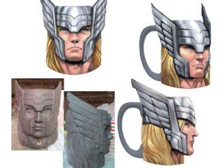 Thor Marvel Molded 16 oz. Mug