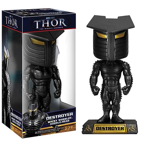 Thor Movie Destroyer Bobble Head