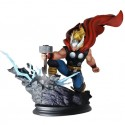 Thor Strike Down Statue