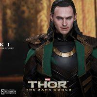 Thor The Dark World Loki Sixth-Scale Figure Detail