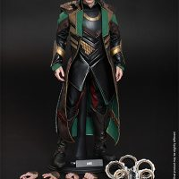 Thor The Dark World Loki Sixth-Scale Figure with Accessories