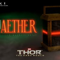 Thor The Dark World Loki Sixth-Scale Figure with Aether