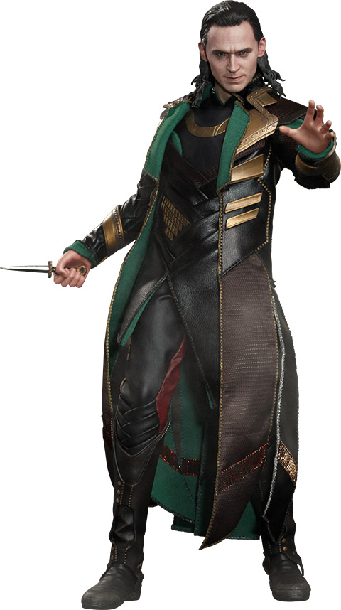 Thor The Dark World Loki Sixth-Scale Figure