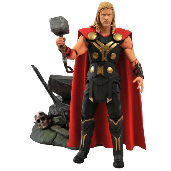 Thor The Dark World Marvel Select Action Figure
