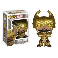 Thor The Dark World Movie Heimdall with Helmet Pop Vinyl Bobble Head