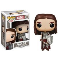 Thor The Dark World Movie Lady Sif Pop Vinyl Bobble Head