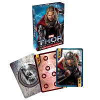 Thor The Dark World Playing Card Set