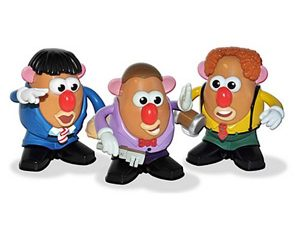 Three Stooges Mr Potato Head Boxed Set