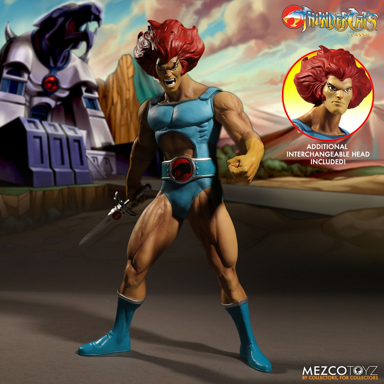 20b9fcfef67 ThunderCats Lion-O Mega Scale Deluxe Edition Action Figure
