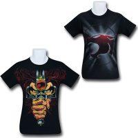 Thundercats Solar Flare Reversible T-Shirt