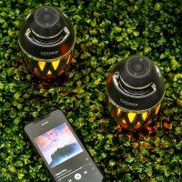 TikiTunes Outdoor Bluetooth Speakers