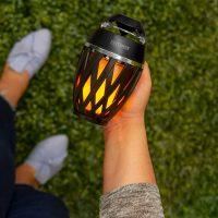 TikiTunes Wireless Speaker Ambient Light