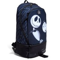 Tim Burton The Nightmare Before Christmas Jack and Sally Backpack