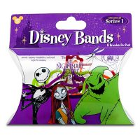 Tim Burton's Nightmare Before Christmas Disney Wrist Bands