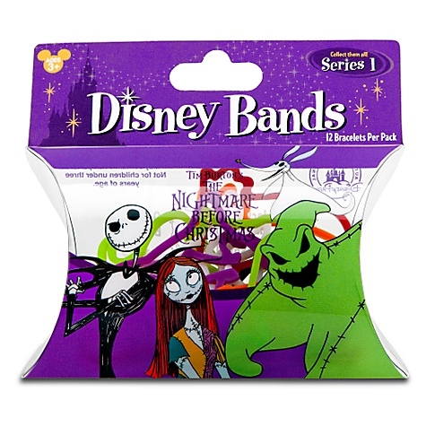 Halloween Town Disney Bands Elastic Bracelets