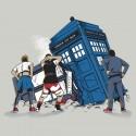 Time Crash Shirt
