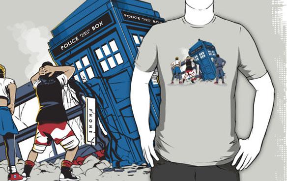 Time Crash T-Shirt