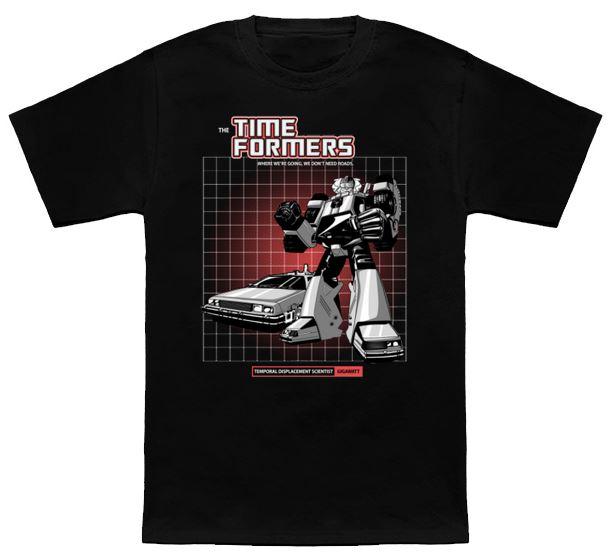 Time Formers Shirt