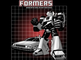 Time Formers T-Shirt