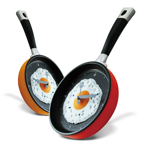 Time Fries Clock