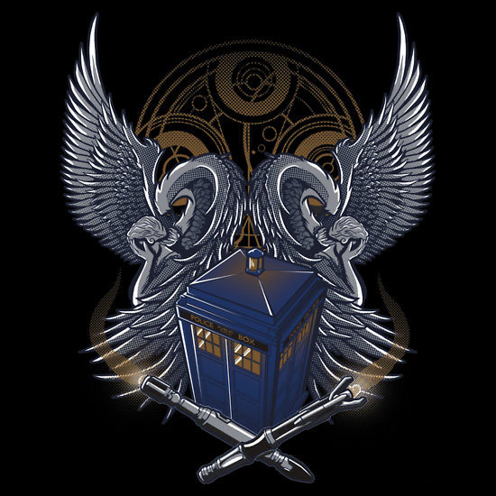 Time-Lord-and-Proud-T-Shirt
