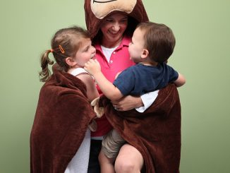 Timmy Hooded Blanket