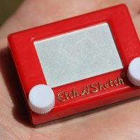 Tiny Etch-A-Sketch