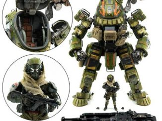 Titanfall M-COR Ogre 20-Inch Action Figure