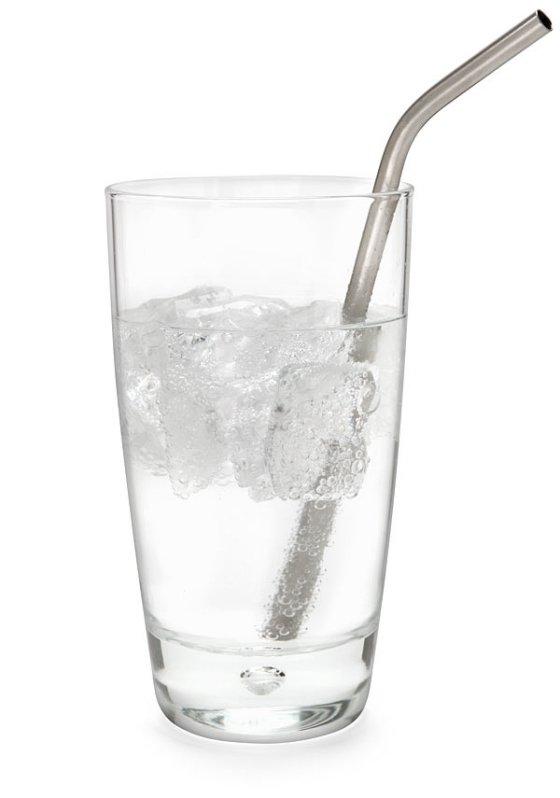Titanium Straw