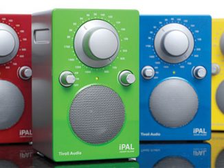 Tivoli iPAL Portable Radio