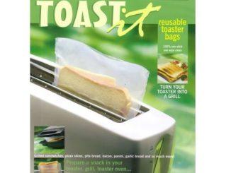 Toast It Toaster Bags