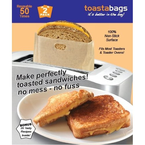 Toastabags Sandwich Grilling Bags