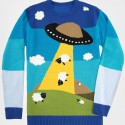 Toddland UFO Sheep Sweater