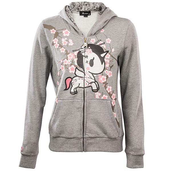 Tokidoki Unicornos Ladies' Hoodie