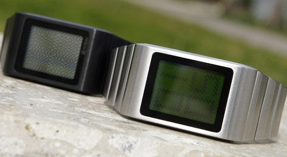 Tokyoflash Kisai Optical Illusion LCD Watch Giveaway
