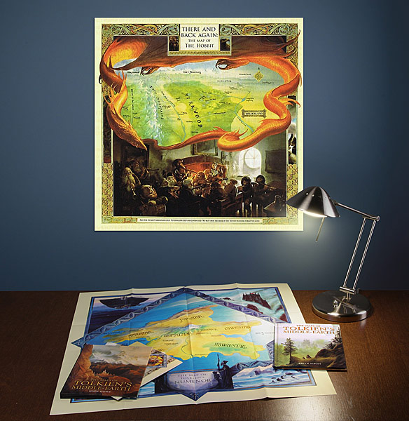 Tolkien Middle Earth Maps