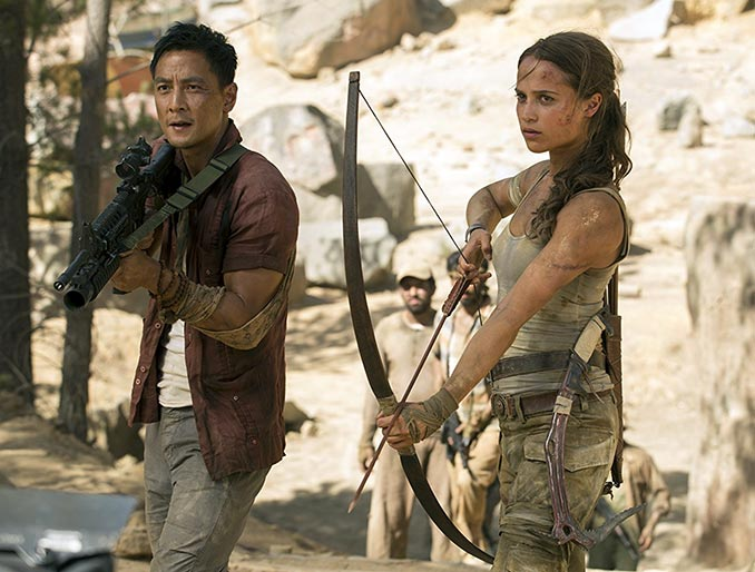 Tomb Raider 2018 Movie