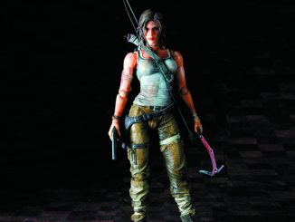 Tomb Raider Play Arts Kai Lara Croft