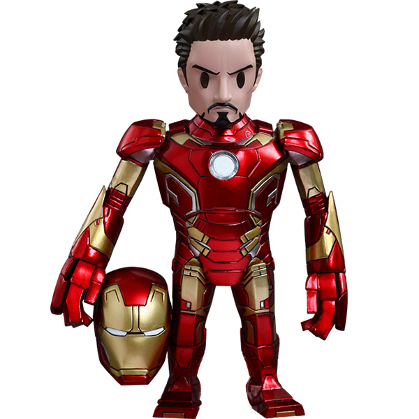 Tony Stark Mark XLIII Armor Version Artist Mix Collectible Figure
