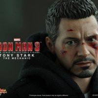 Tony Stark The Mechanic Close-Up
