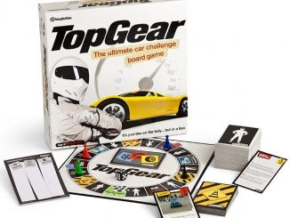 Top Gear Board Game