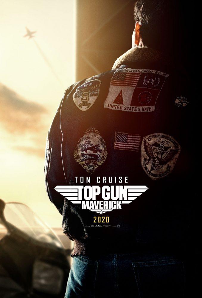 Top Gun Maverick Teaser Poster