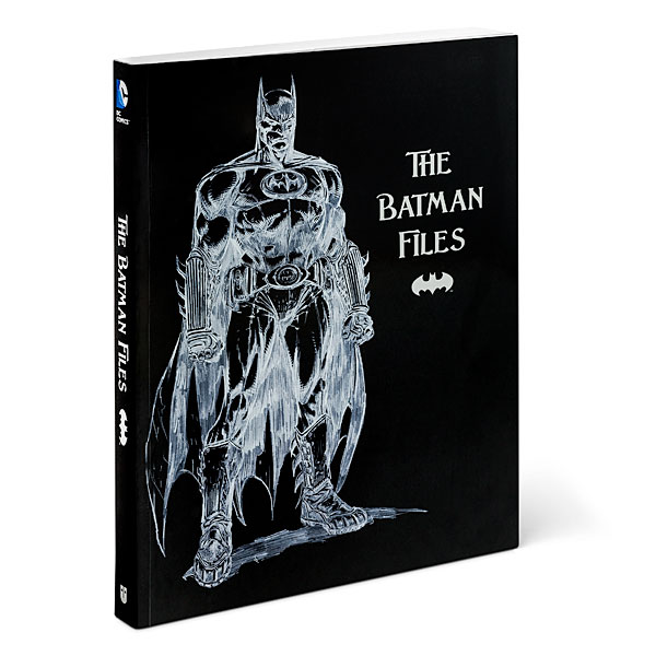 Top Secret Batman Files