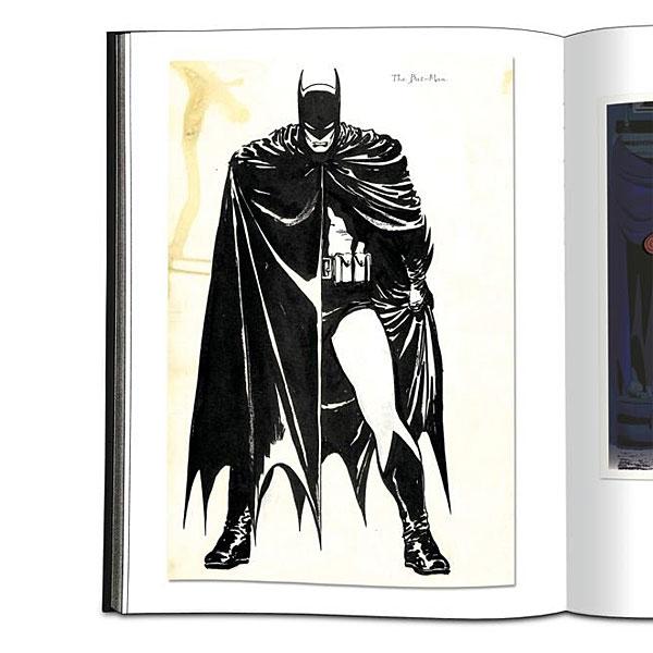 Top Secret Batman Files