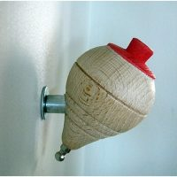 Top Shaped Coat Hook