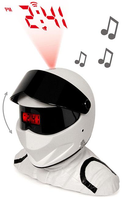 TopGear Projection Alarm Clock